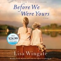 Cover image for Before we were yours [sound recording CD] : a novel