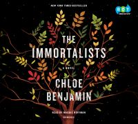 Imagen de portada para The immortalists [sound recording CD] : a novel