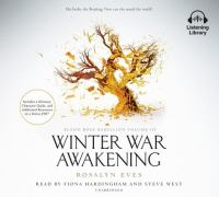 Imagen de portada para Winter war awakening. bk. 3 [sound recording CD] : Blood rose rebellion series