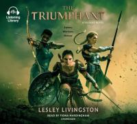 Cover image for The triumphant. bk. 3 [sound recording CD] : Valiant series