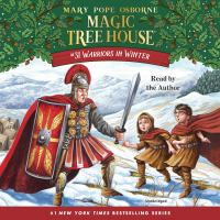 Cover image for Warriors in winter. bk. 31 [sound recording CD] : Magic tree house series