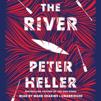 Cover image for The river A novel.