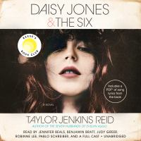 Cover image for Daisy jones & the six A Novel.