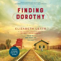 Cover image for Finding Dorothy [sound recording CD] : a novel