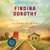 Cover image for Finding dorothy A Novel.