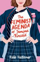 Cover image for The feminist agenda of Jemima Kincaid