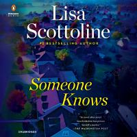 Cover image for Someone knows [sound recording CD]