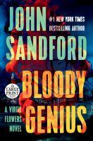 Cover image for Bloody genius. bk. 12 Virgil Flowers series