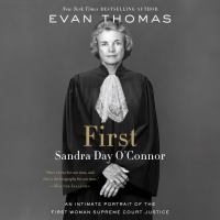 Cover image for First Sandra Day O'Connor.
