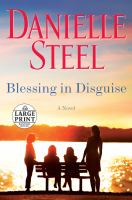 Cover image for Blessing in disguise a novel