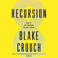 Imagen de portada para Recursion [sound recording CD]