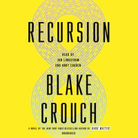 Cover image for Recursion A Novel.