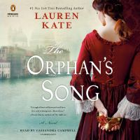Cover image for The orphan's song [sound recording CD]
