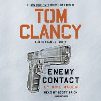 Imagen de portada para Tom Clancy enemy contact. bk. 27 [sound recording CD] : Jack Ryan, Jr. series