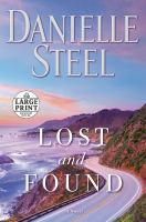 Cover image for Lost and found a novel