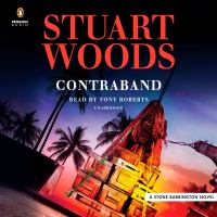 Cover image for Contraband. bk. 50 [sound recording CD] : Stone Barrington series