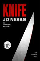 Cover image for Knife. bk. 12 Harry Hole series