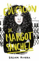Cover image for La educación de Margot Sánchez