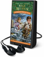 Cover image for Hurricane heroes in Texas. bk. 30 [Playaway] : Magic tree house series