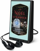 Cover image for The Noel stranger. bk. 2 [Playaway] : Noel collection series