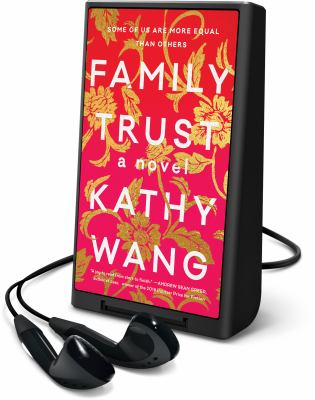 Cover image for Family trust [Playaway] : a novel