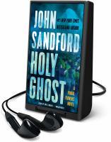 Imagen de portada para Holy ghost. bk. 11 [Playaway] : Virgil Flowers series