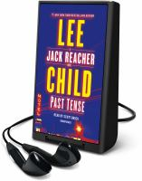 Cover image for Past tense. bk. 23 [Playaway] : Jack Reacher series