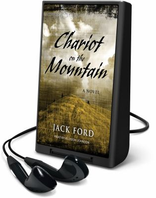 Cover image for Chariot on the mountain [Playaway] : a novel