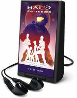 Imagen de portada para Battle born [Playaway] : HALO series