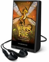 Cover image for The hive queen. bk. 12 [Playaway] : Wings of fire series