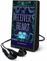 Cover image for The deceiver's heart. bk. 2 [Playaway] : Traitor's game series