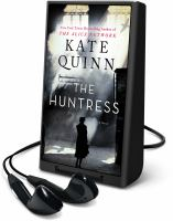 Cover image for The huntress [Playaway]