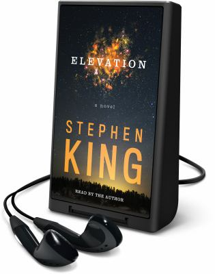 Cover image for Elevation [Playaway] : a novel