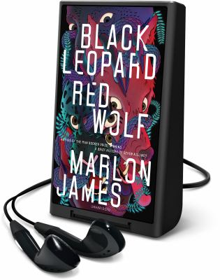 Cover image for Black leopard, red wolf. bk. 1 [Playaway] : Dark star trilogy