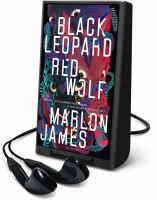 Cover image for Black leopard, red wolf. bk. 1 [Playaway] : Dark star trilogy