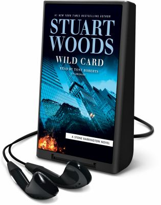 Cover image for Wild card. bk. 49 [Playaway] : Stone Barrington series