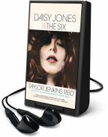 Cover image for Daisy Jones & the Six [Playaway] : a novel