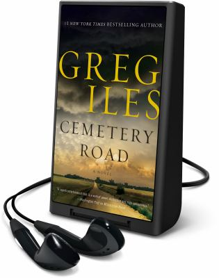 Cover image for Cemetery road [Playaway] : a novel
