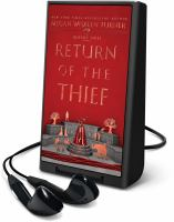 Cover image for Return of the thief. bk. 6 [Playaway] : Queen's thief series