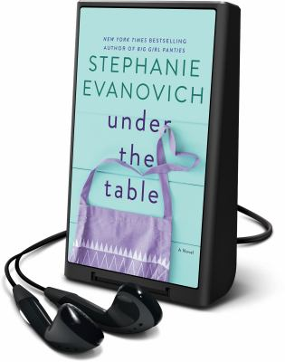 Cover image for Under the table [Playaway]