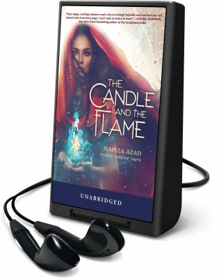 Cover image for The candle and the flame [Playaway]
