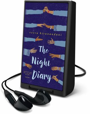 Cover image for The night diary [Playaway]