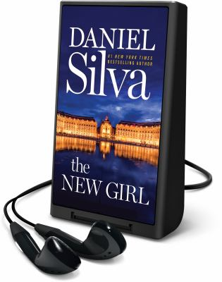 Imagen de portada para The new girl. bk. 19 [Playaway] : Gabriel Allon series
