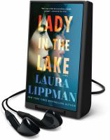 Cover image for Lady in the lake [Playaway]