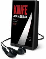 Imagen de portada para Knife. bk. 12 [Playaway] : Harry Hole series