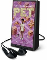 Cover image for PET [Playaway]