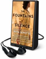 Imagen de portada para The fountains of silence [Playaway]