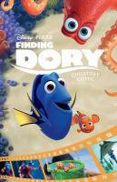 Cover image for Finding Dory [graphic novel] : cinestory comic
