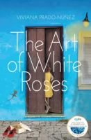 Cover image for The art of white roses