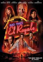 Imagen de portada para Bad times at the El Royale [videorecording DVD]